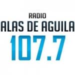Logo da emissora Radio Alas de Aguila 107.7 FM