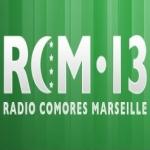 Logo da emissora Radio RCM 107.8 FM