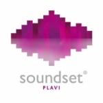 Logo da emissora Radio Soundset Plavi 98.1 FM