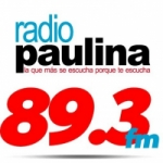 Logo da emissora Radio Paulina 89.3 FM