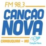 Logo da emissora Radio Canção Nova 98.3 FM