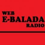 Logo da emissora Rádio E-Balada