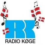 Logo da emissora Radio Koge 98.2 FM