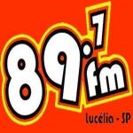 Logo da emissora Rádio 89 FM