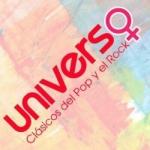 Logo da emissora Radio Universo 93.7 FM