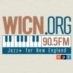 Logo da emissora Radio WICN 90.5 FM
