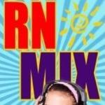 Logo da emissora Rádio RN Mix