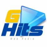 Logo da emissora Rádio G Hits
