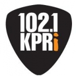 Logo da emissora KPRI 102.1 FM