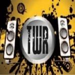 Logo da emissora TWeb Rádio