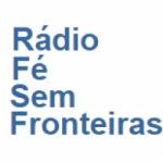 Logo da emissora Rádio Fé Sem Fronteiras