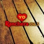 Logo da emissora Radio Ranchera 106.5 FM