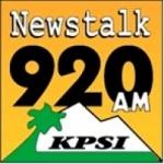 Logo da emissora Radio KPSI 920 AM
