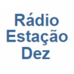 Logo da emissora Rádio Estação Dez