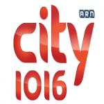 Logo da emissora Radio City 101.6 FM
