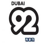 Logo da emissora Radio Dubai 92 FM