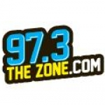 Logo da emissora WZNN 97.3 FM The Zone