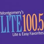 Logo da emissora WQKS 100.5 FM LITE