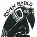 Logo da emissora KCAW 104.7 FM Raven