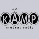 Logo da emissora KAMP 1570 AM