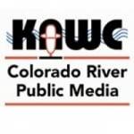 Logo da emissora KAWC 88.9 FM