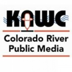 Logo da emissora KAWC 1320 AM