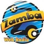 Logo da emissora Web R�dio Zamba