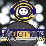 Logo da emissora R�dio Pot�ncia FM