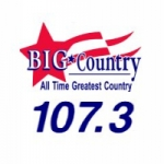 Logo da emissora Radio Big Country 107.3 FM
