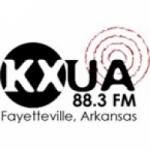 Logo da emissora Radio KXUA 88.3 FM