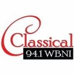 Logo da emissora Radio WBNI 94.1 FM