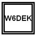 Logo da emissora Radio W6NUT Amateur 147.435 Mhz