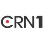 Logo da emissora Radio CRN 1