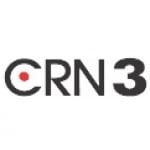 Logo da emissora Radio CRN 3