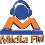Logo da emissora Radio Mídia 87.5 FM