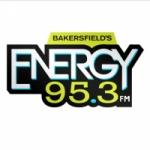 Logo da emissora Radio KLLY 95.3 FM