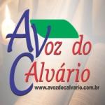 Logo da emissora Rádio A Voz do Calvário