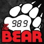Logo da emissora Radio WBYR The Bear 98.9 FM