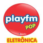 Logo da emissora Play FM Pop