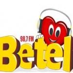 Logo da emissora R�dio Betel 98.7 FM