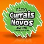Logo da emissora Rádio Currais Novos 920 AM