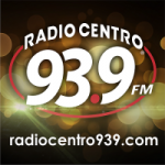 Logo da emissora Radio KXOS 93.9 FM