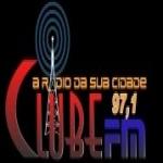 Logo da emissora R�dio Clube 97.1 FM