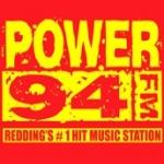 Logo da emissora KEWB 94 FM Power