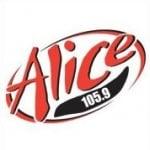 Logo da emissora KALC 105.9 FM Alice