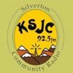 Logo da emissora KSJC 92.5 FM