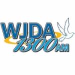 Logo da emissora Radio WJDA 1300 AM