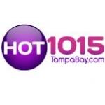 Logo da emissora WPOI HOT 101.5 FM