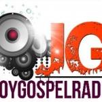 Logo da emissora JOY Gospel 97.7 FM