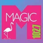 Logo da emissora WMXJ 102.7 FM
